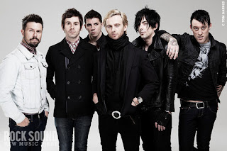 Lostprophets+metal+band