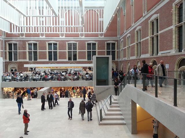 van gogh museum and rijksmuseum