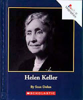 Good Books for Kids Biography - bookcover of  HELEN KELLER  by Sean Dolan