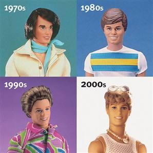 Mattel 1970 1980 1990 2000 jedlica