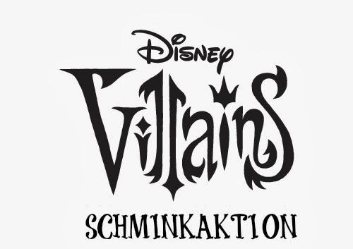 Blogparade -                      Disney Schurken