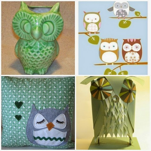 Owl decor all about owl for Owl decorations for the home