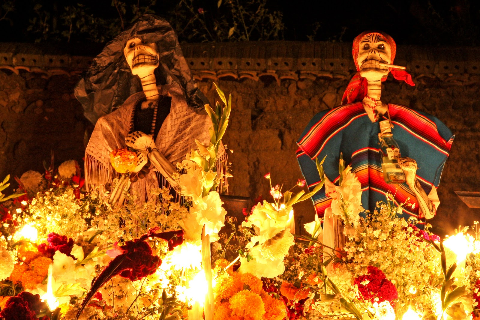 Mexico Halloween Special- The Day of the Dead