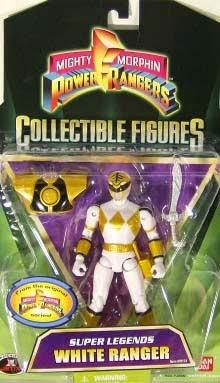 Henshin Grid List Of Mighty Morphin White Power Ranger
