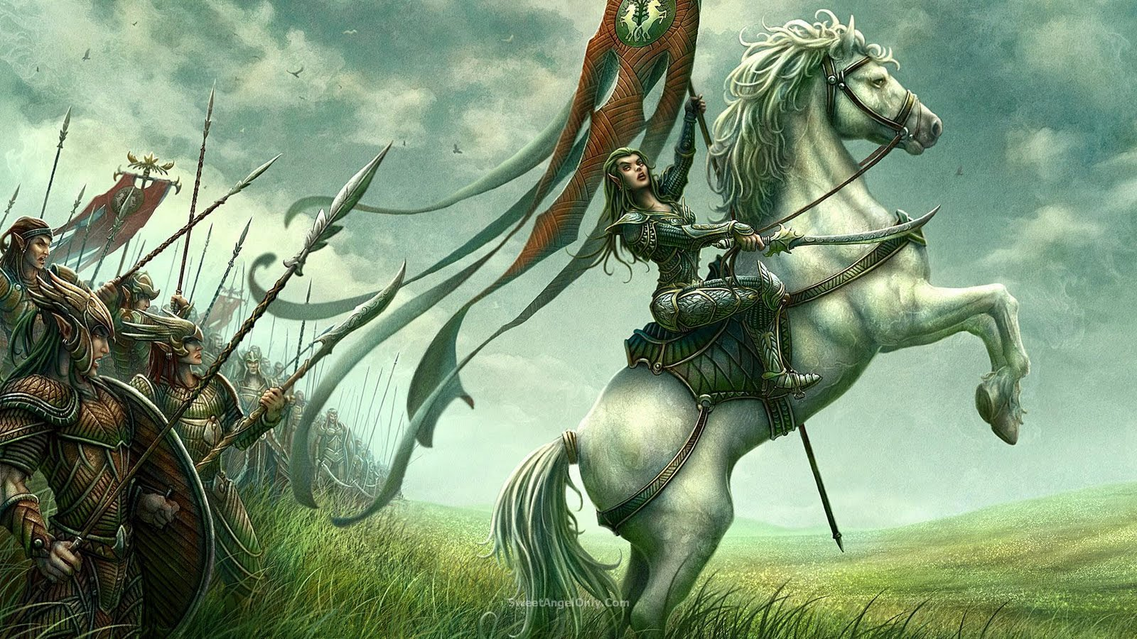Wonderful   Wallpaper Horse Samsung Galaxy - beautiful_fantasy_wallpaper_40  Perfect Image Reference_69532.jpg