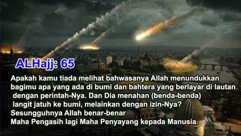 Al-Qur'an Laut Bumi Langit