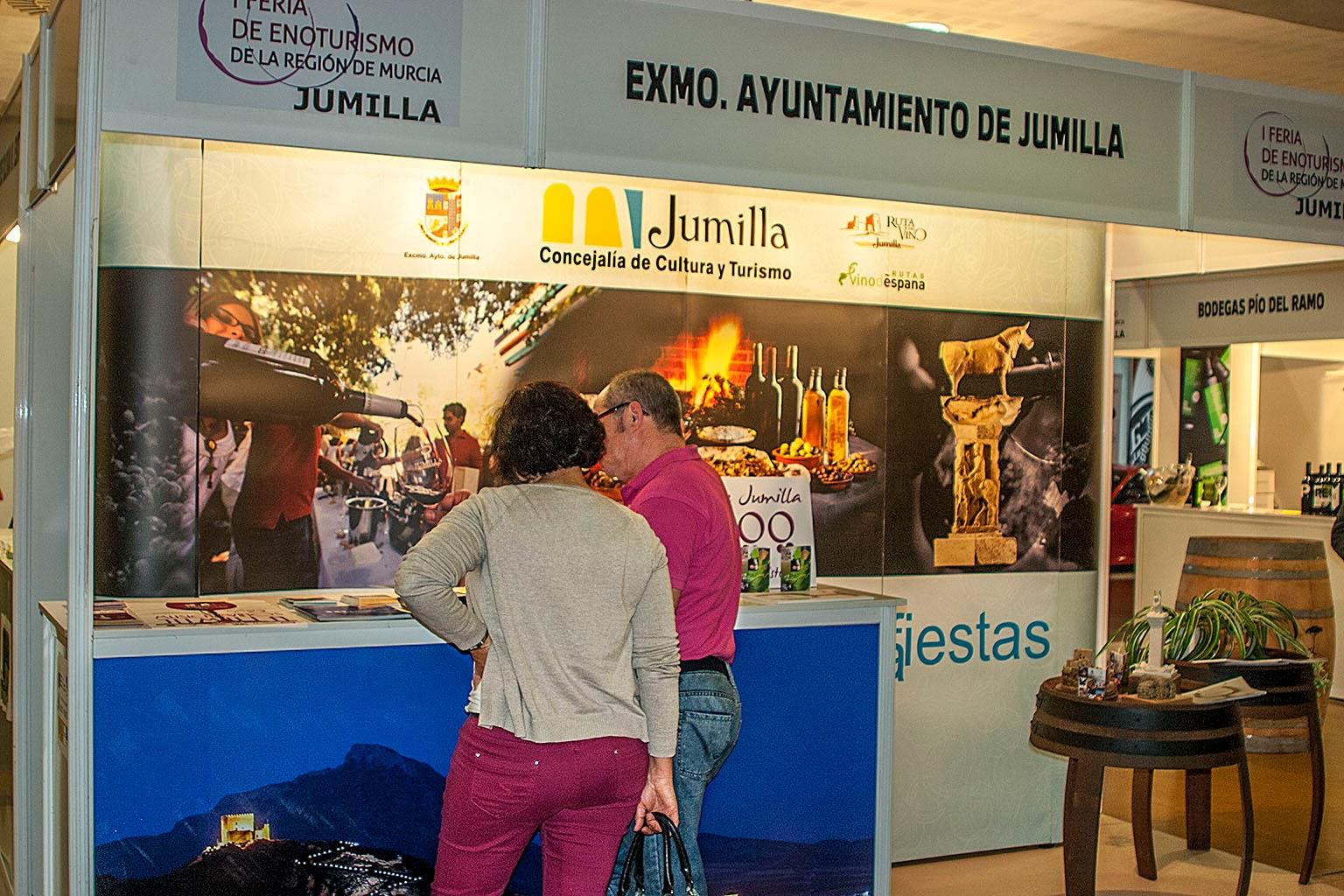 Jumilla, Enoturismo, Rutas del Vino
