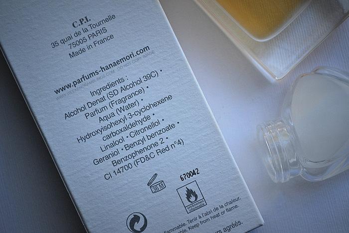 Hanae Mori Eau de Parfum Spray for Women Fragrances Designer Perfumes Blog Review Ingredients