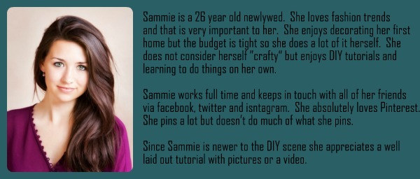 Fictional Persona Sammie