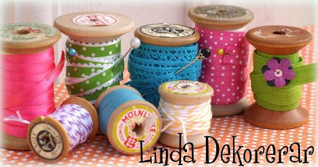 Linda Dekorerar