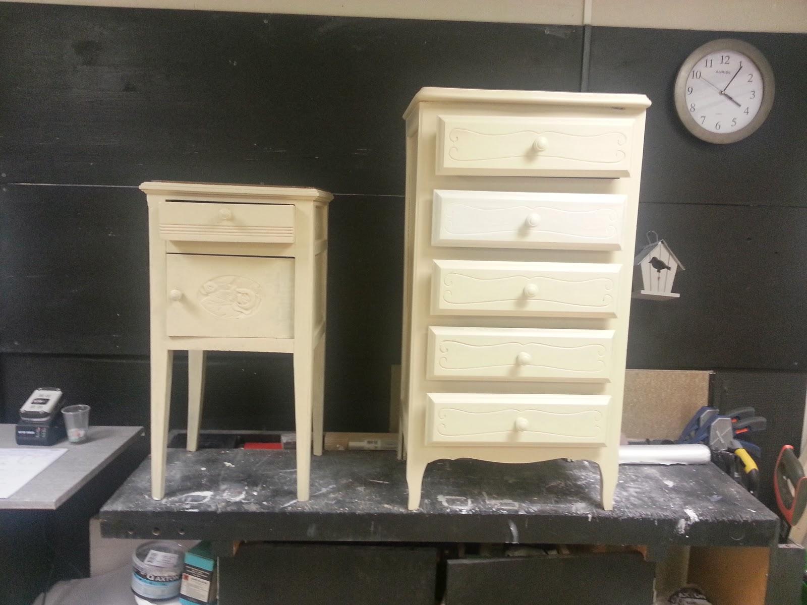 Cours de peinture sur meuble r novation for Bricolage meuble cuisine