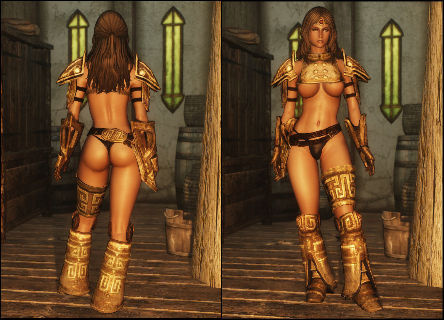 Sexy female armour porn pictures fucking scene