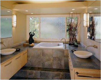 Asian bathroom design ideas room design ideas for Asian style bathroom designs