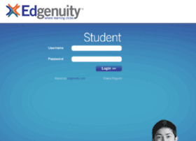 e2020 - Take Education2020 Student Courses - Edgenuity