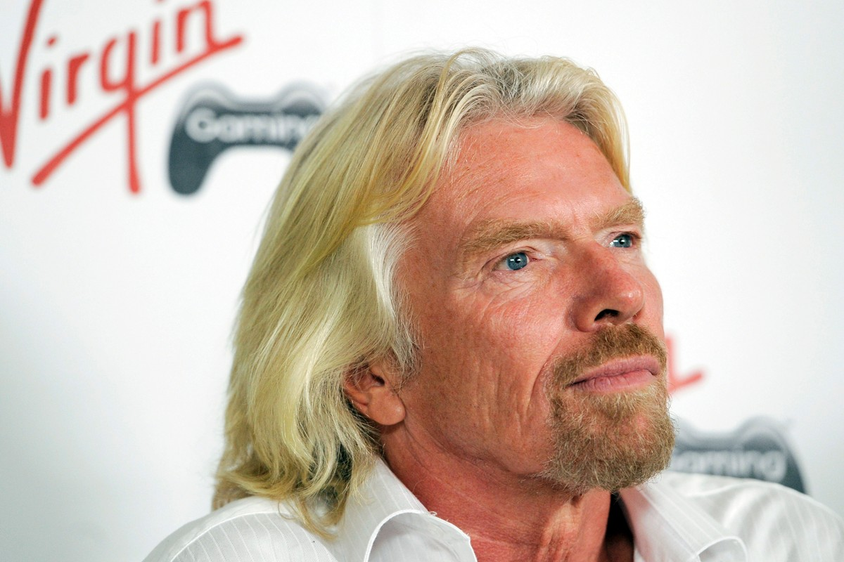 Chatter Busy: Richard Branson Net Worth