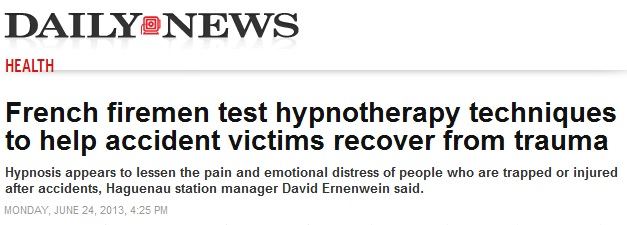 http://www.nydailynews.com/life-style/health/french-firemen-test-hypnosis-victims-article-1.1381242