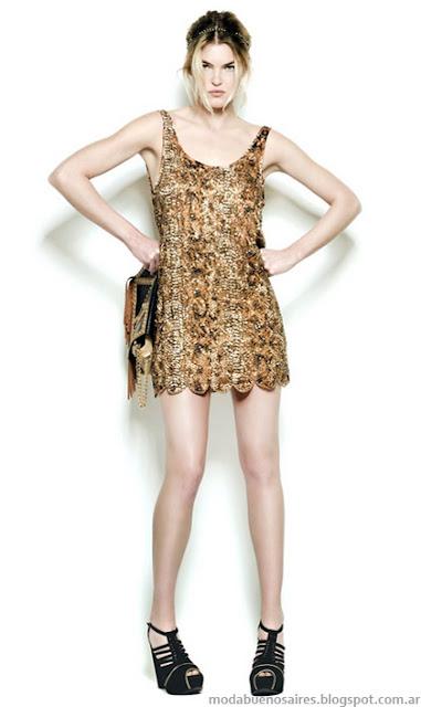 Vestidos 2013. Moda 2013 Kosiuko.