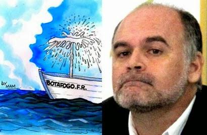 Tenho a impressão que a queda do Botafogo foi por vingança do presidente do clube