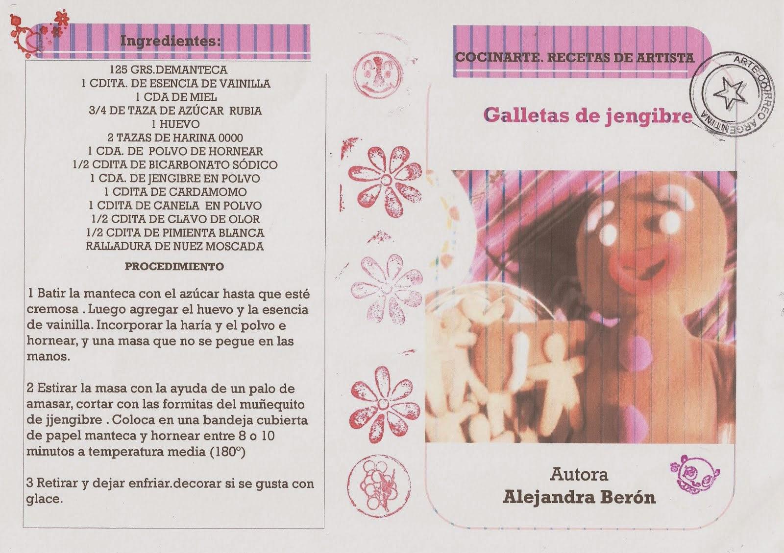 Alejandra Berón - Argentina