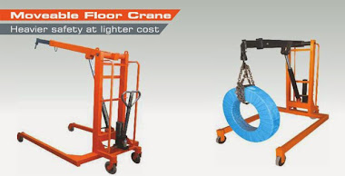 Moveable Floor Crane