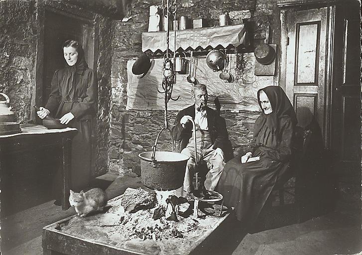 La cuisine fran aise d 39 antan les pommes de terre suite for Interieur 1900