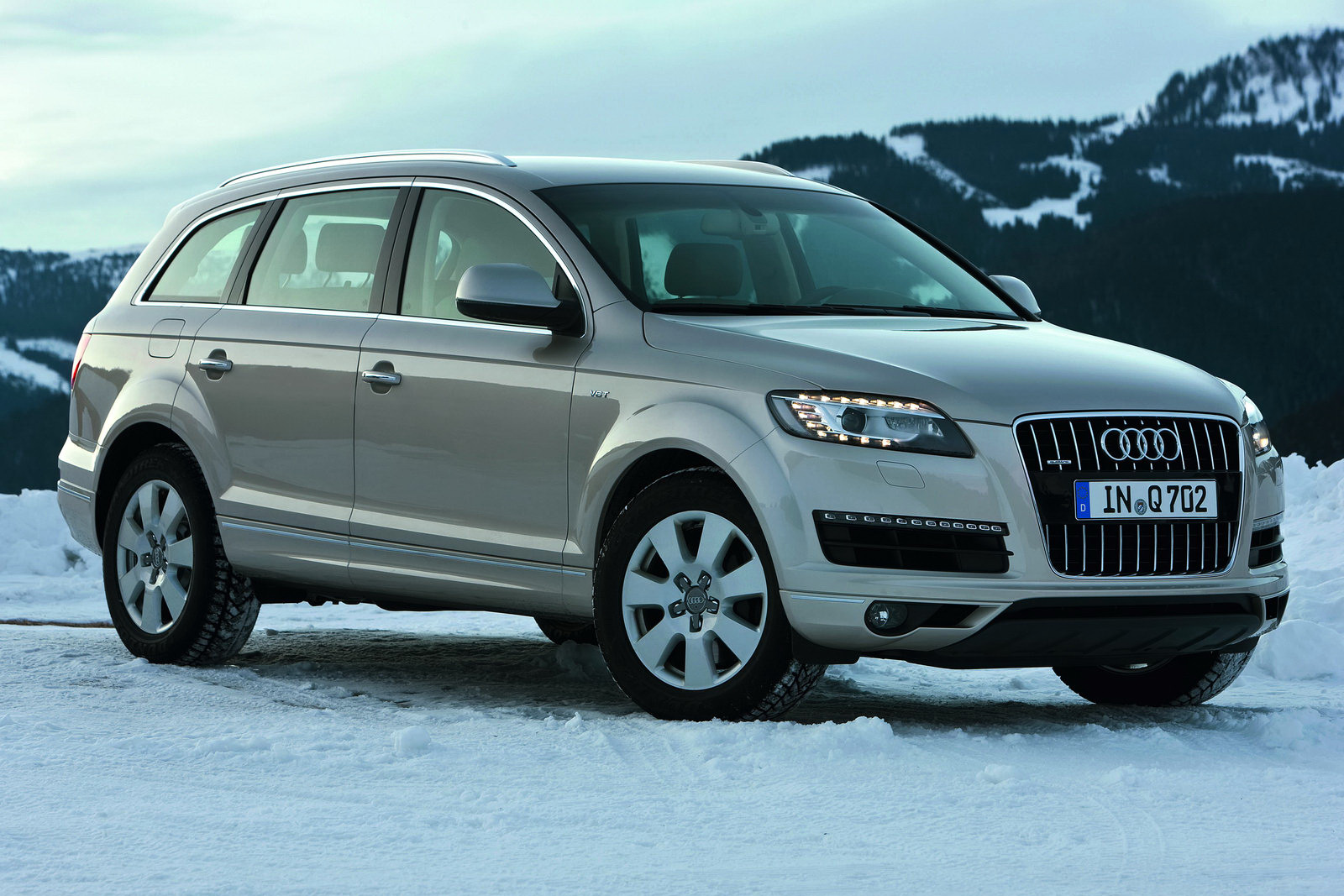 Audi suv small cars 2011