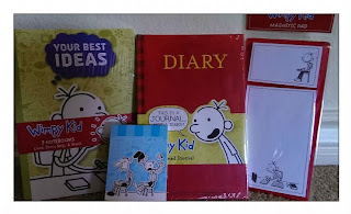 Diary+of+Wimpy+Kid Diary of a Wimpy Kid Gift Products - Diary of A Wimpy Kid Giveaway