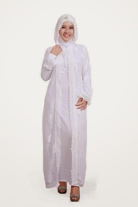 10 Gambar Trend Baju Muslim Model Syahrini 2015