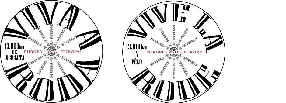 Viva a roda - Vive la roue