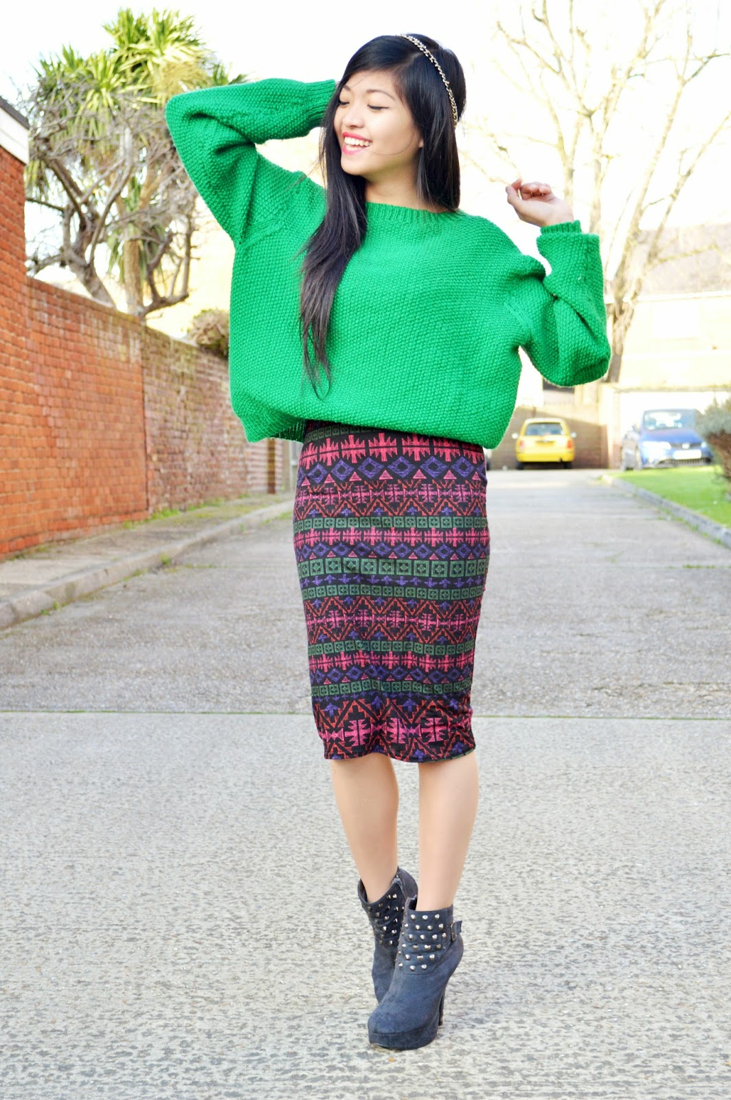 Prints and Knits