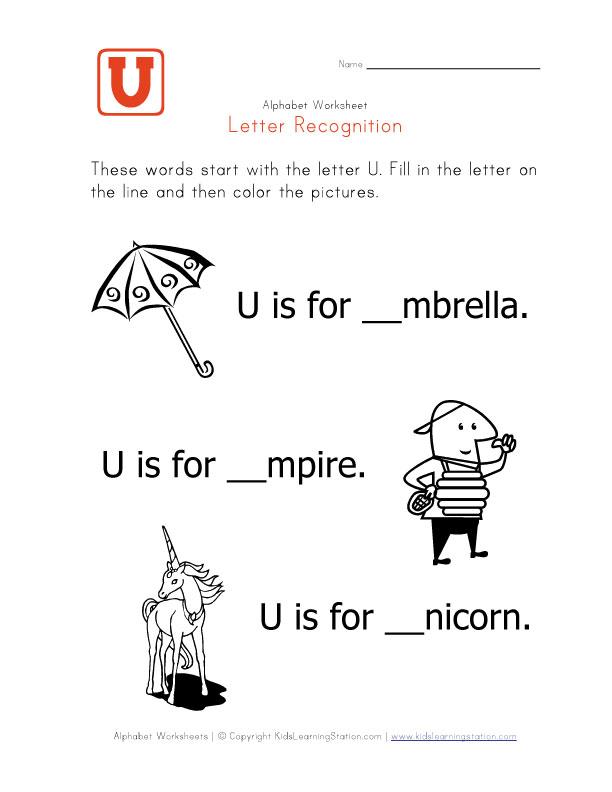 Phonics-teachernick: First letter of alphabet-phonics