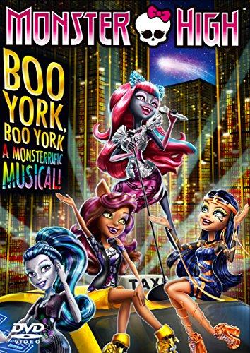 Assistir Monster High: Boo York, Boo York Dublado Online HD
