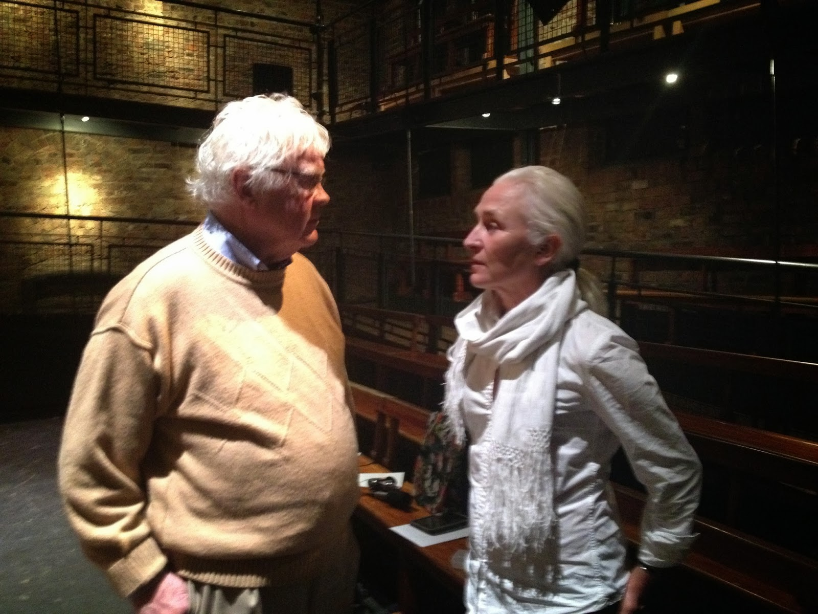 olwen fouere and jim flannery discuss wb yeats