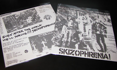 Skizophrenia EP