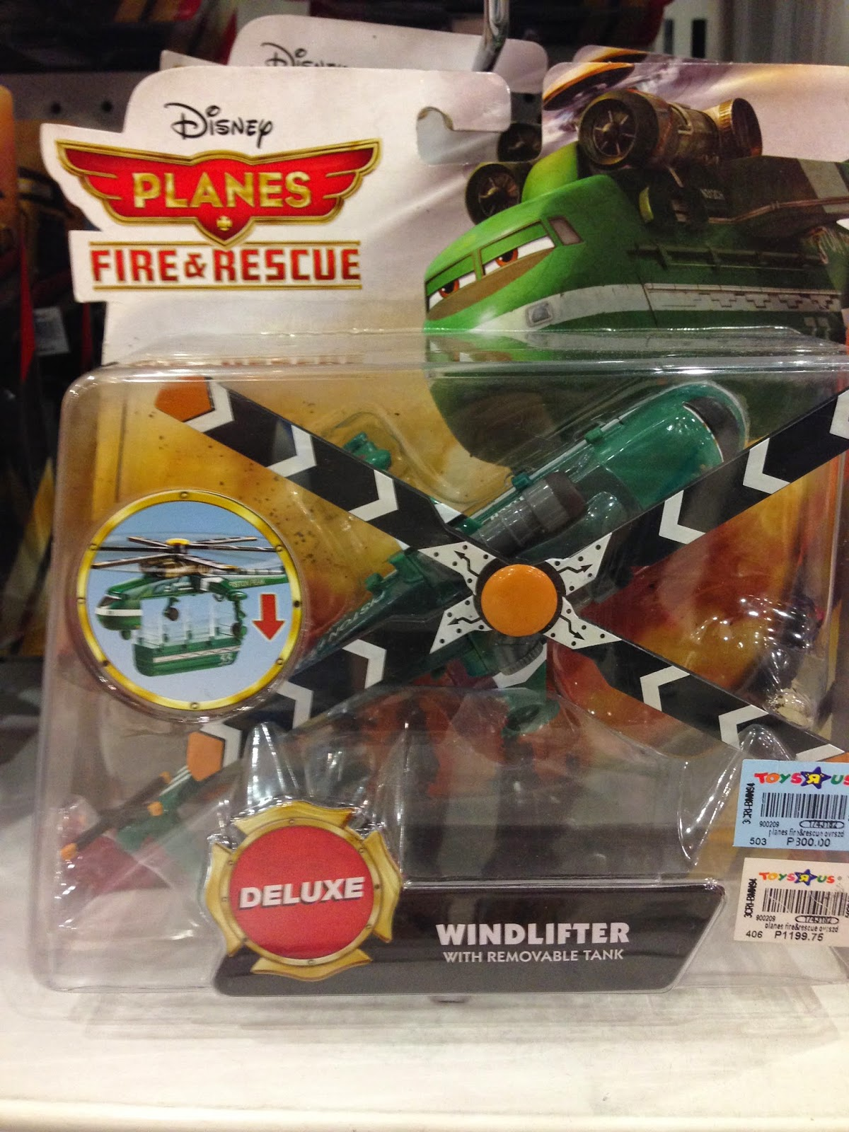Toy Sale in Manila, Philippines 2015 : Disney Planes Die-Cast Toys on SALE (Windlifter)