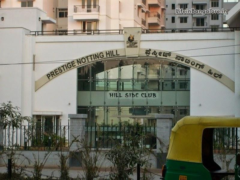 Hillside Club @ Prestige Notting Hill