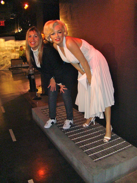 MADAME TUSSAUDS - MARILYN MONROE