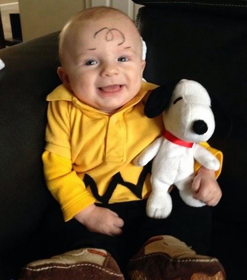 Disfraz Charlie Brown Fantasia Charlie Brown Costume