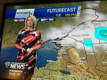 Who's Your Favorite Time Warner Weather Lady
