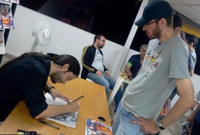 Renato Guedes e Alexander Santos