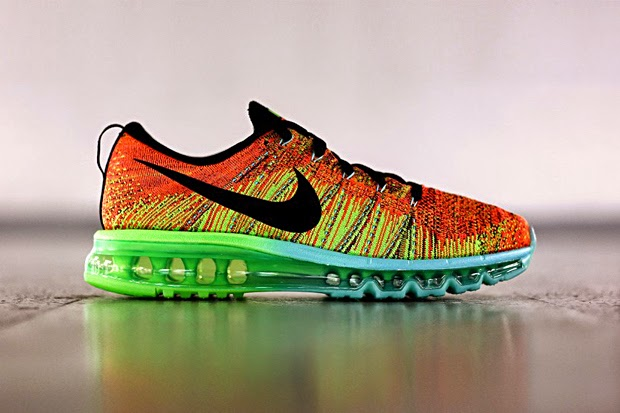 Nike FlyKnit Air Max 360 - Multicolor!!!
