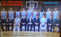 C.B. BREOGÁN LUGO 1999-2000. Liga ACB