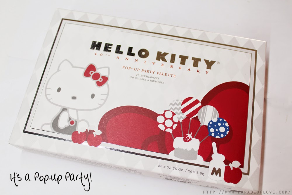 Sephora Hello Kitty 40th Anniversary