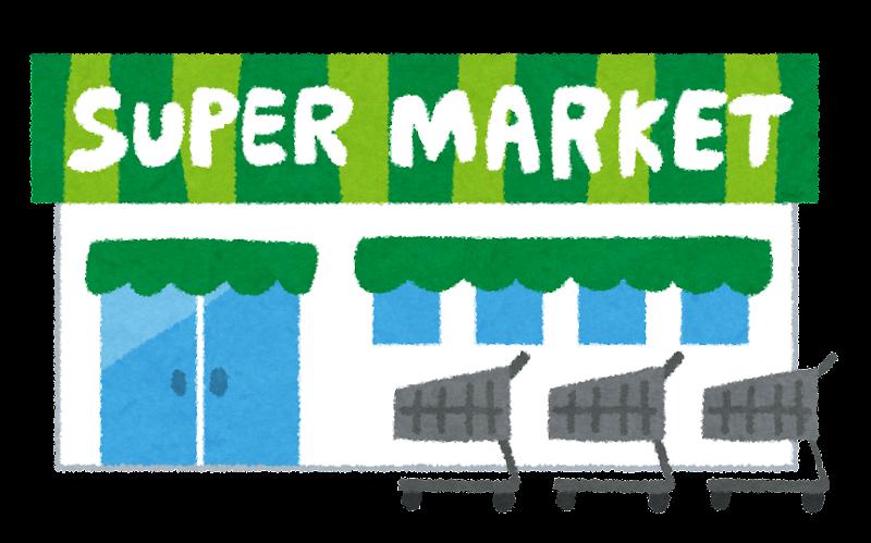 「フリー画像 スーパーマーケット」の画像検索結果