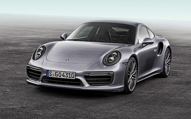 Porsche 911 Turbo S Coupet