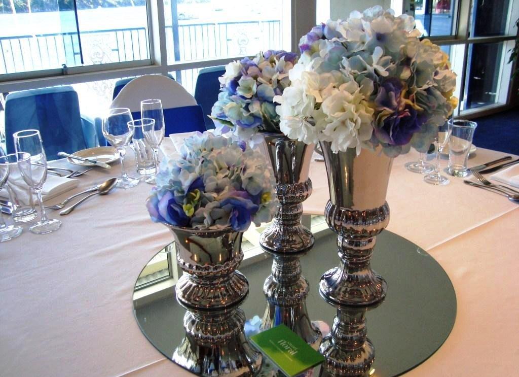 Wedding Flower Wedding Candles Wedding Decorating Silk Flowers