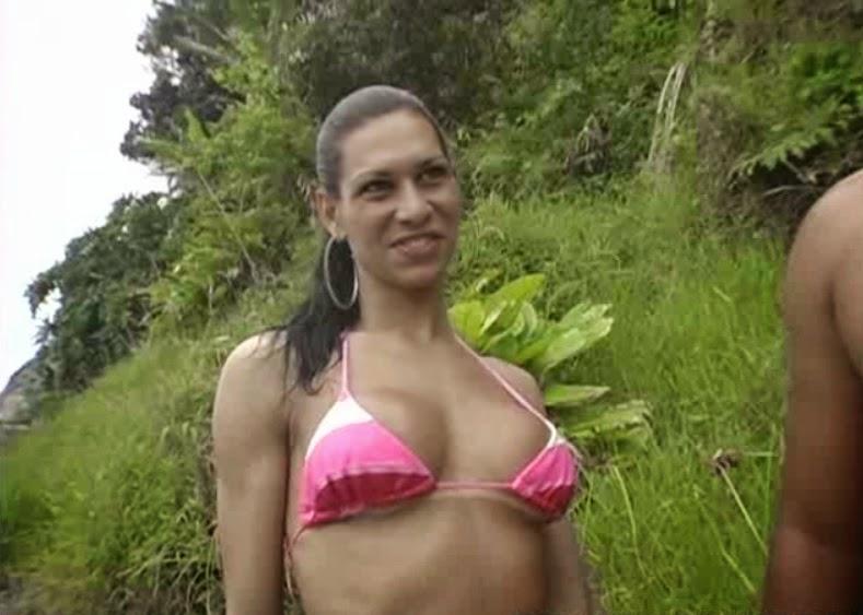 sexo Travesti Renata Levando Rola online