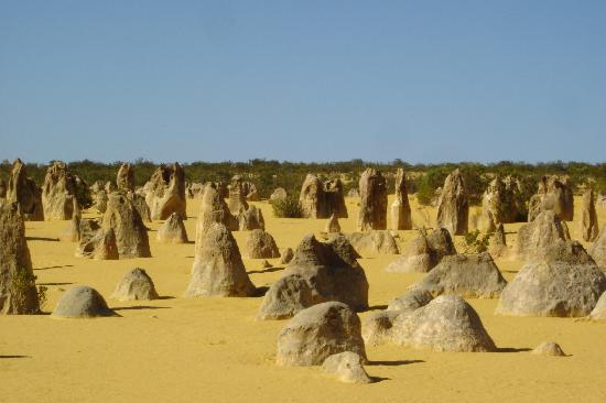 desert des pinnacles