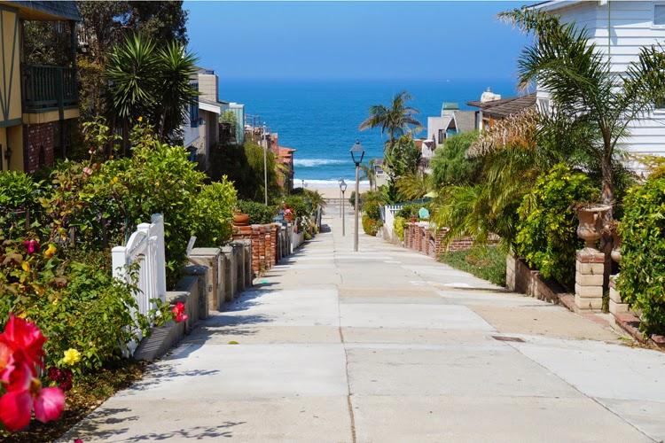 manhattan beach ocean view