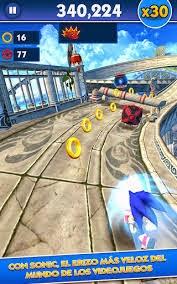 Game Sonic Dash v2.0.0.Go Mod Apk ScreenShot by http://www.kontes-seo-news.blogspot.com